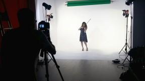 """Videoclip """"Àngel d'amor"""" de Xavi Túrnez"""