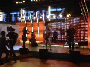 Amb Xavi Túrnez al programa Divendres de TV3