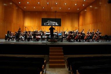 Gravant amb Furius Music Orchestra