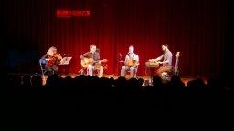 """Concert de """"Càntut"""", amb Sanjosex & Belda. Barnasants 2017."""