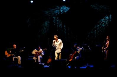 Túrnez i Sesé a l'Auditori de Barcelona